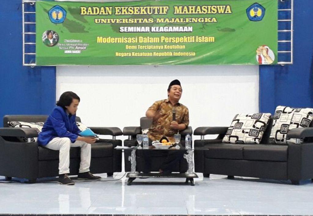 GP Ansor Jabar: Kampus Medan Penguatan Kebangsaan