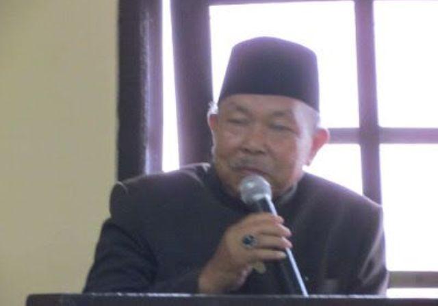 KH Cucu Komarudin Sukabumi dan Pesantren Taman Surga