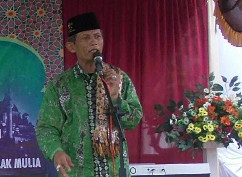 Jelang Tahun Politik, KH Sholeh Baijuri : Pilihlah Pemimpin, Bukan Pemain