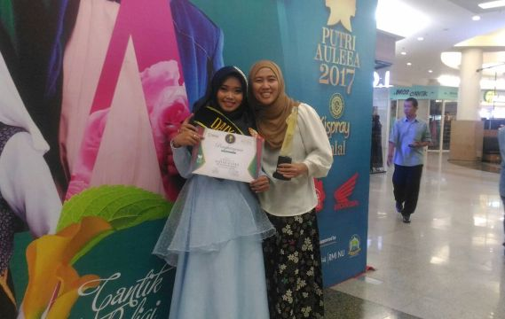 Juarai Daiyah AULEEA, Perwakilan Fatayat Bojonegoro Jadi Duta Pesantren Jatim