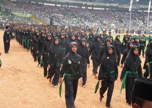Pagar Nusa Siap Gelar Ijazah Kubro 25 Ribu Pendekar