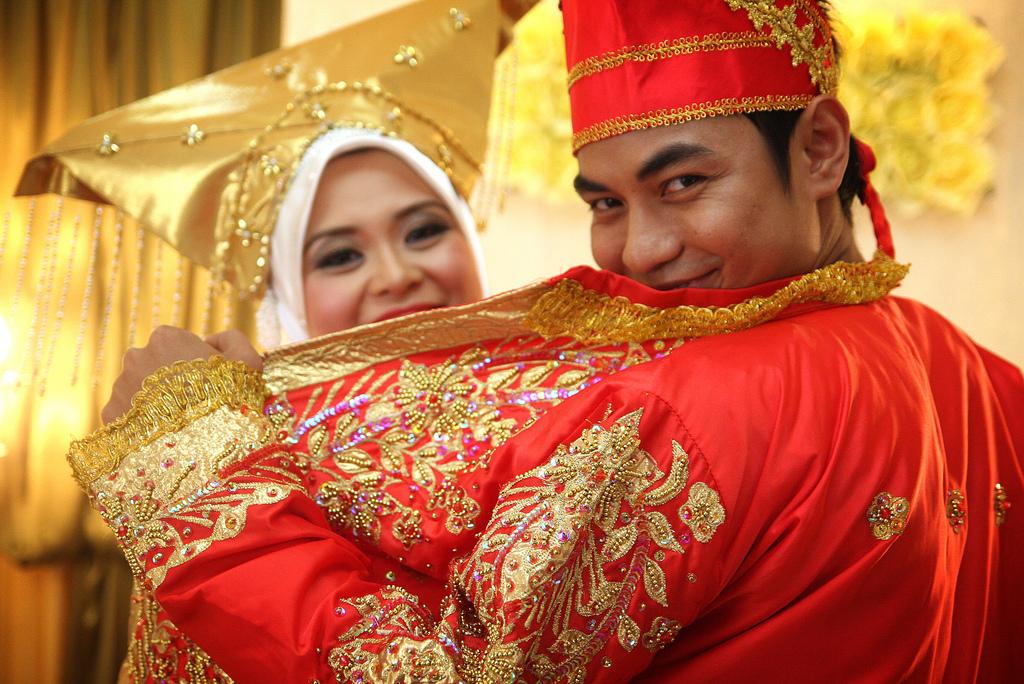 Kepada Mempelai Pernikahan Bacalah Doa Ini