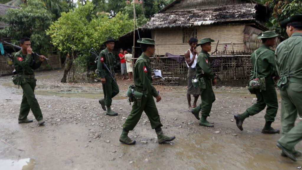 Militer Myanmar Akui Bunuh Warga Rohingya