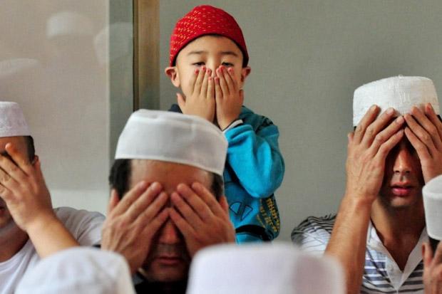 China Larang Siswa Muslim Hadiri Acara Keagamaan