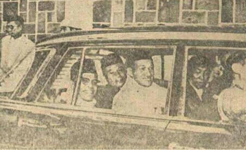 Kiai Idham Cholid dan Mobil Barunya