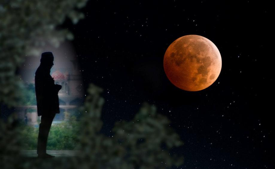 Khutbah Menyambut Gerhana Bulan