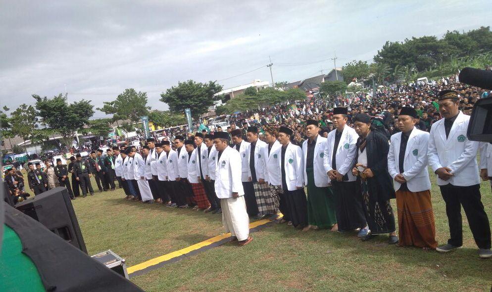 Silaturahmi Kebangsaan, 10.000 Pendekar Pagar Nusa Konsolidasi di Cirebon