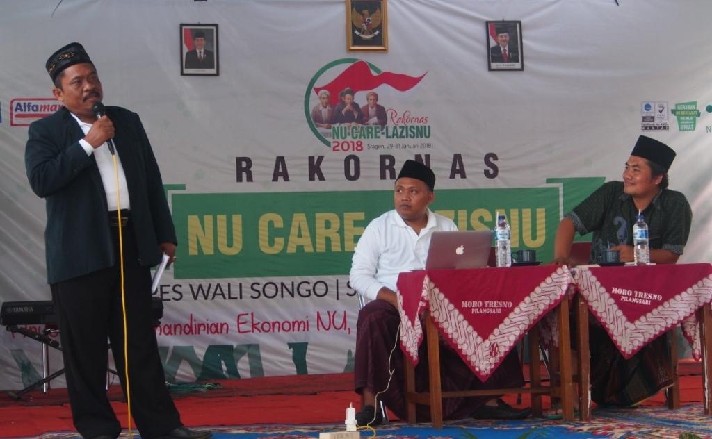 Omset 300 M, Ini Rahasia BMT NU Sejahtera Semarang