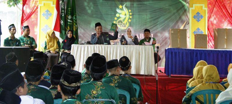 Konferancab IPNU dan IPPNU Ngantru Jadi Ajang Belajar Demokrasi