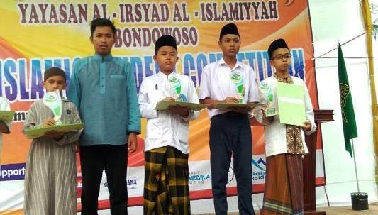 Santri Pesantren Nuris Jember Juarai Sejumlah Lomba Hafalan Al-Qur'an