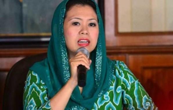 Yenny Wahid: Potensi Perempuan Perlu Dibangkitkan