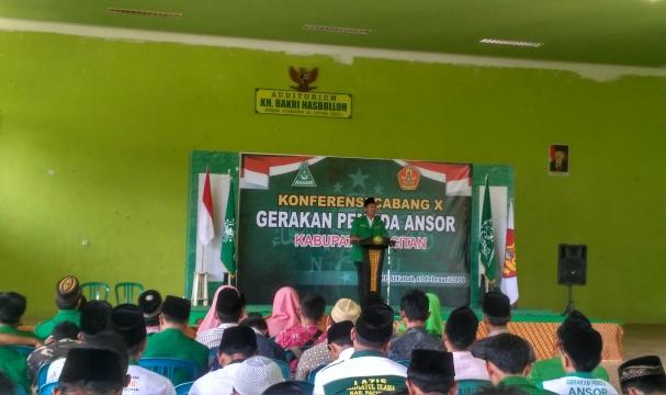Ansor Jawa Timur Ajak Pimpinan Cabang Benahi Manajemen Organisasi