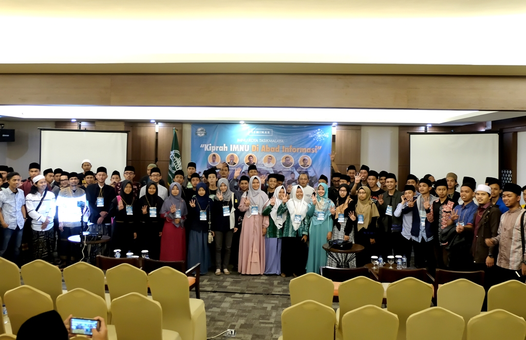 IMNU Kota Tasikmalaya Gelar Seminar Nasional