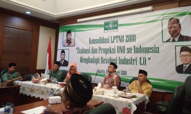 Lima Persoalan Ini Jadi Pekerjaan Rumah UNU Se-Indonesia
