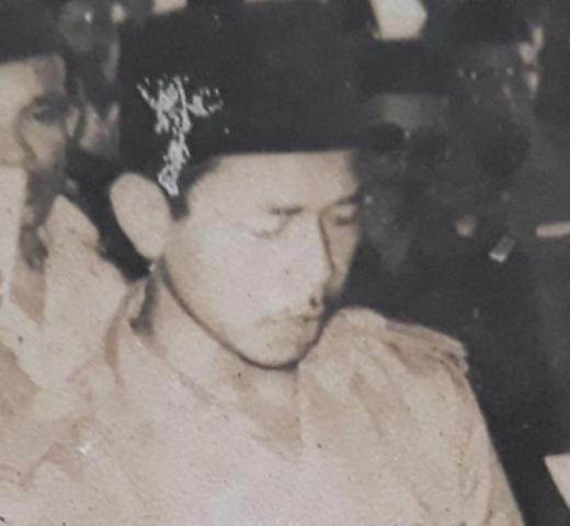 KH Asmoeni Iskandar, Tokoh IPNU Angkatan 54