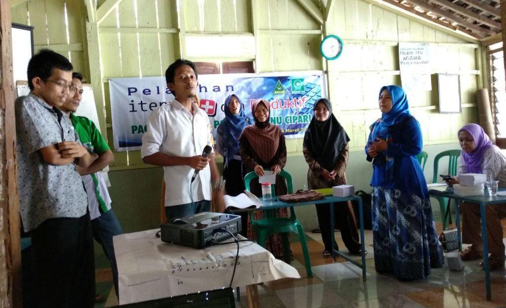 Ansor Cipari Latih Nahdliyin Internet Positif dan Produktif