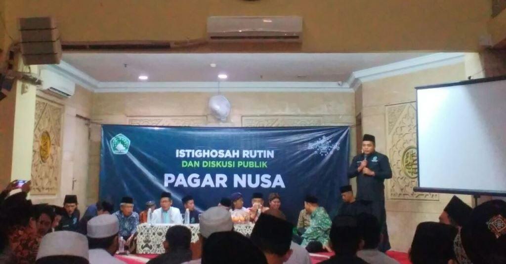 Pagar Nusa Gagas Buku Bermedsos dengan Sehat