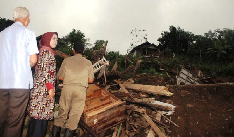 Bencana di Brebes Nyaris Menyeluruh, Bupati Ajak Warga Waspada