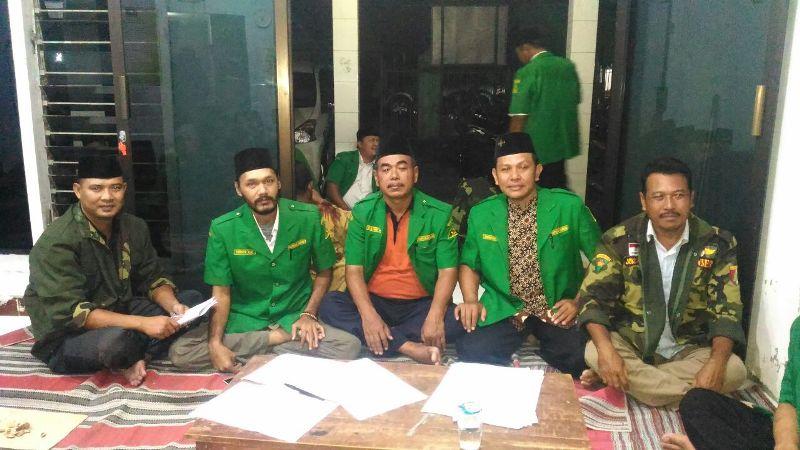 Ansor Jombang Lakukan Akreditasi Tingkat Ranting