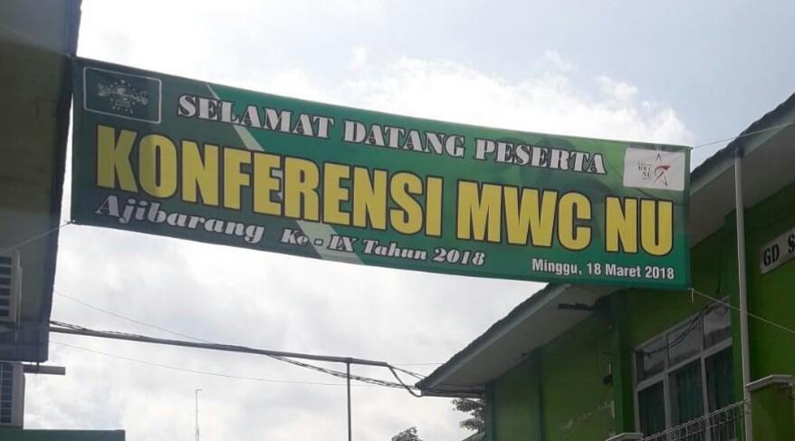 Hadapi Konferensi, MWC NU Ajibarang Diharapkan Semakin Solid