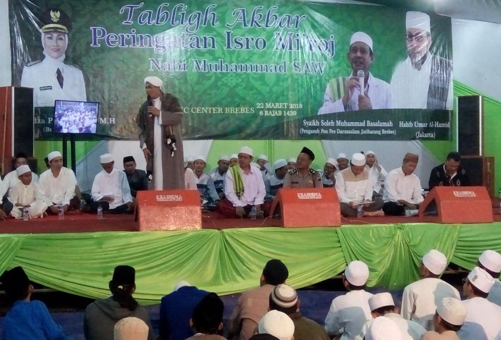 Habib Muhammad Jelaskan Amalan-amalan Bulan Rajab