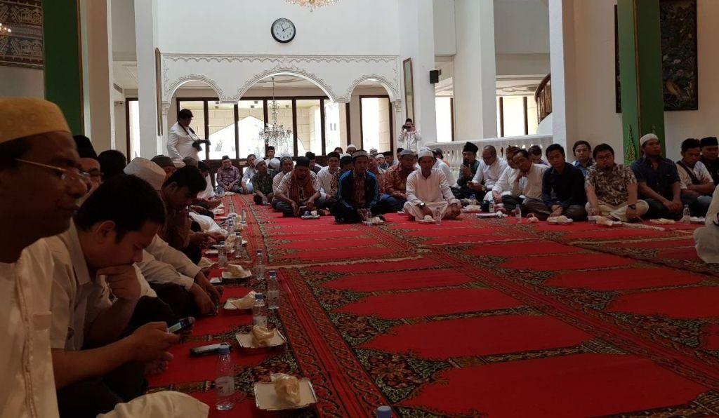 Warga Indonesia di Riyadh Gelar Doa untuk Almarhum Misrin