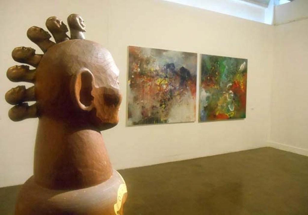 Seni Rupa Indonesia Masih Berkiblat ke Barat