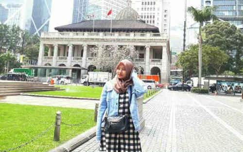 Norma Alumni Nurul Jadid Peroleh Beasiswa di Universitas Hong Kong