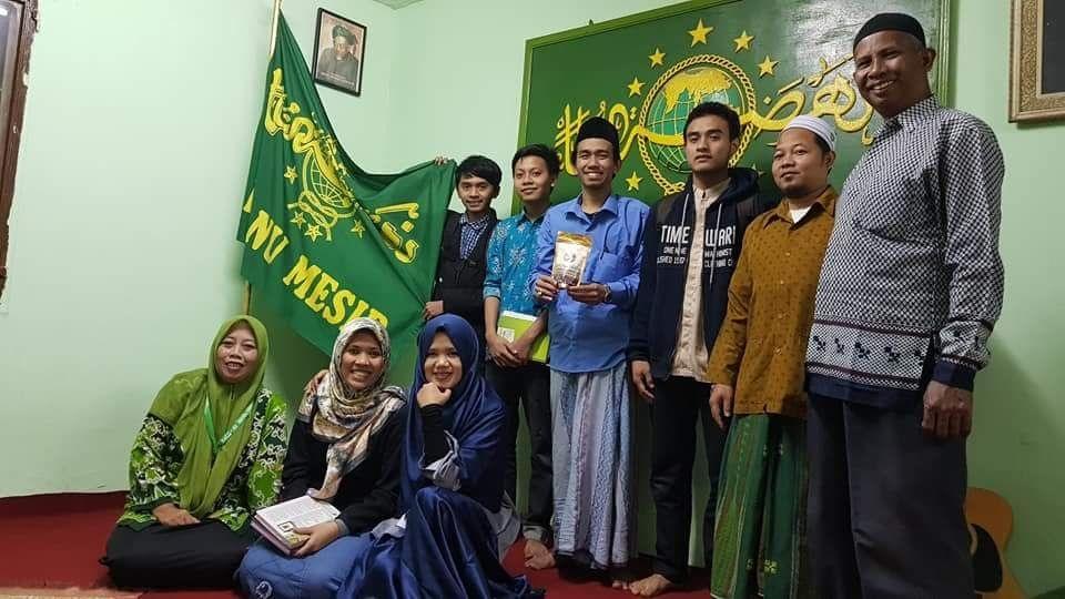 Pengusaha NU Lampung Jajaki Kerjasama dengan PCINU Mesir
