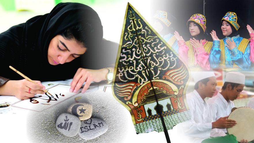 Mendekatkan Seni dan Agama