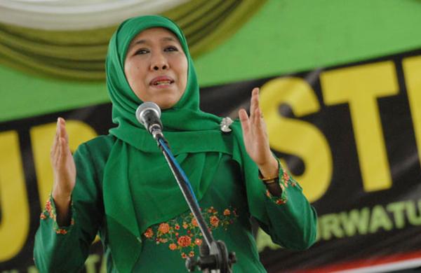 Ketua Umum Muslimat Ingatkan Bahaya Era Milenial