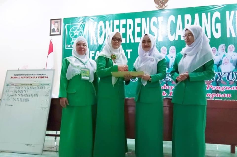 Ketua Fatayat NU Banyumas Fokus Perkuat Ekonomi dan Kepengurusan