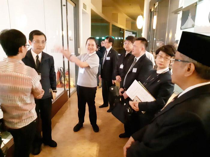 Kiai Said Ungkap Kekagumannya kepada DAAI TV di Taiwan