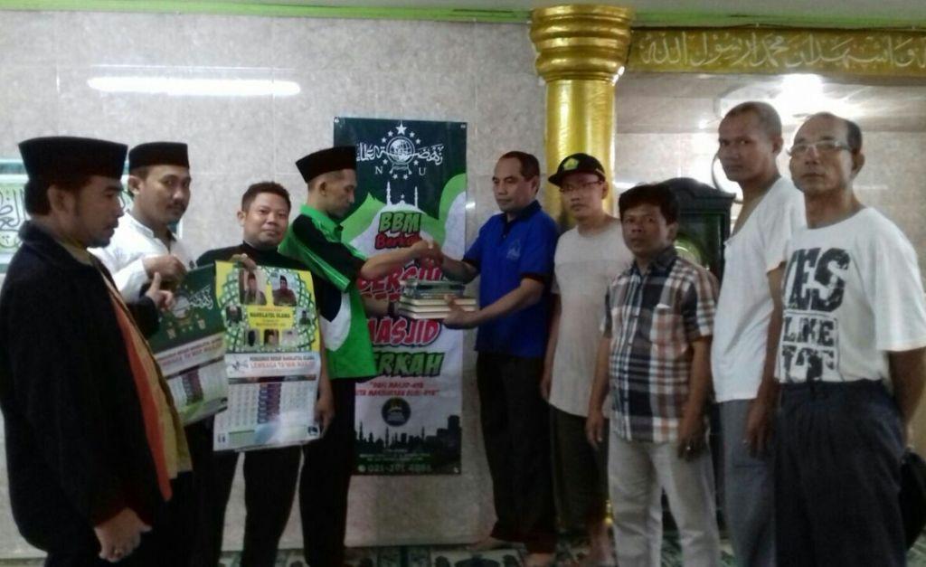 PBNU Intruksikan Bersih-Bersih Masjid Sebelum Ramadhan