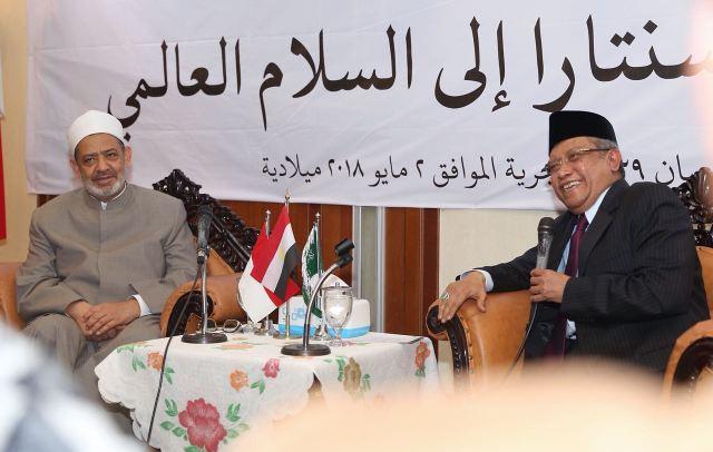 Universitas Al-Azhar Beri Beasiswa Bagi 80 Santri dan Pelajar NU
