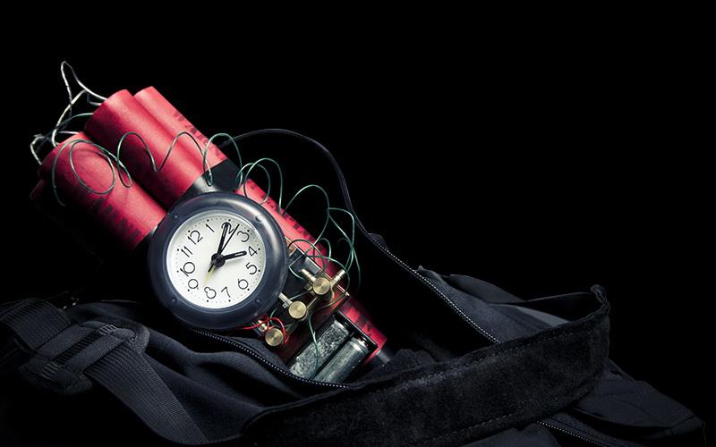 Bom Bunuh Diri Hantam KPU Libya, 12 Orang Tewas