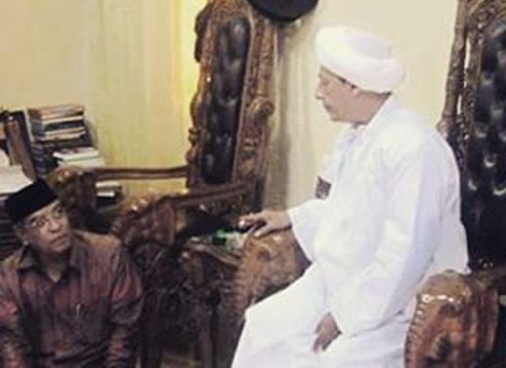 Kiai Said: Saya Hormat Habib dan Keturunan Arab