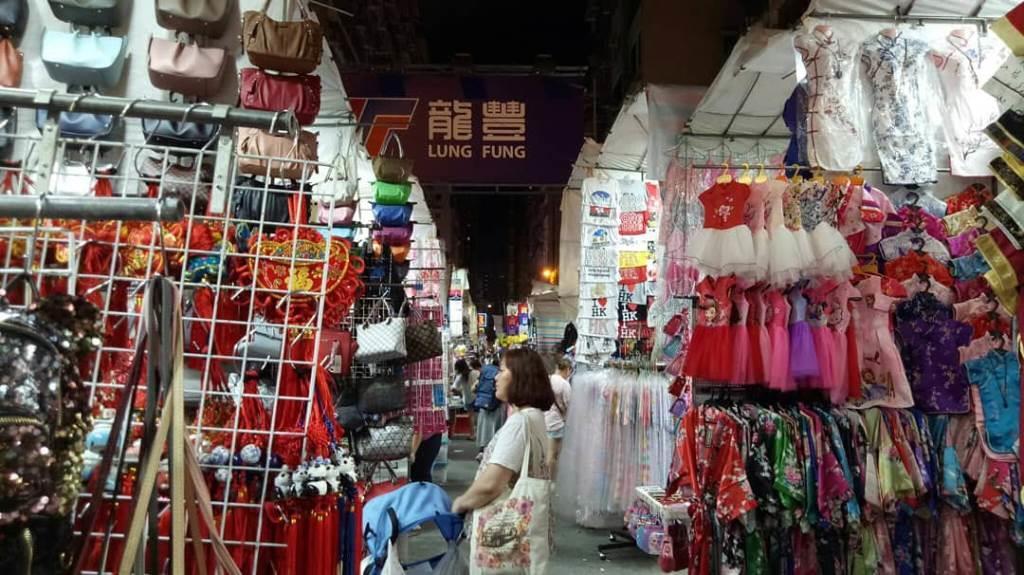 Pasar Mong Kok, Pusat Oleh-oleh di Hong Kong