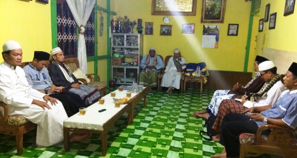 Sapa Umat dengan Diskusi Keagamaan di Wilayah Perbatasan Kalbar