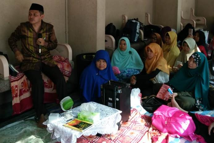 Dakwah Ramadhan di Negeri Beton