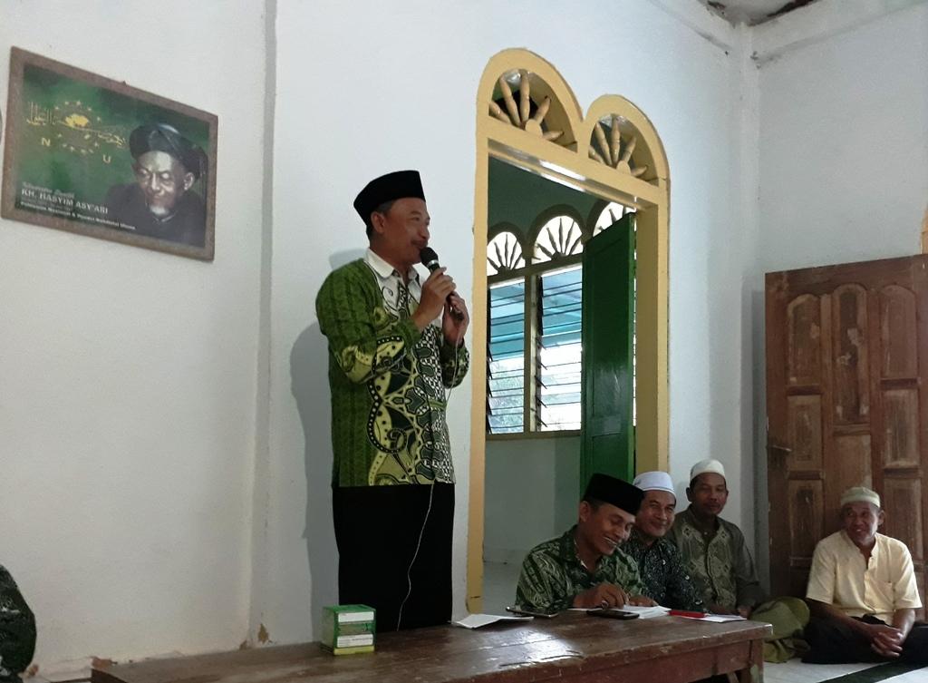 Ketua NU Pringsewu: Kiai Adalah Jimat