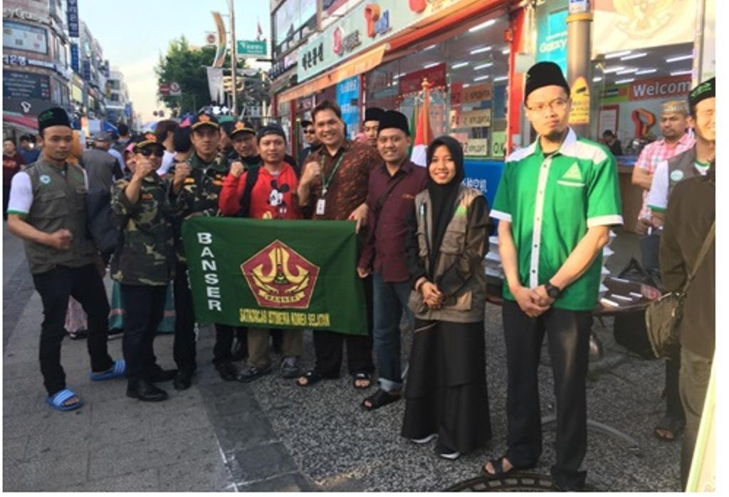 Semarak Ramadhan Muslim Indonesia di Korea Selatan