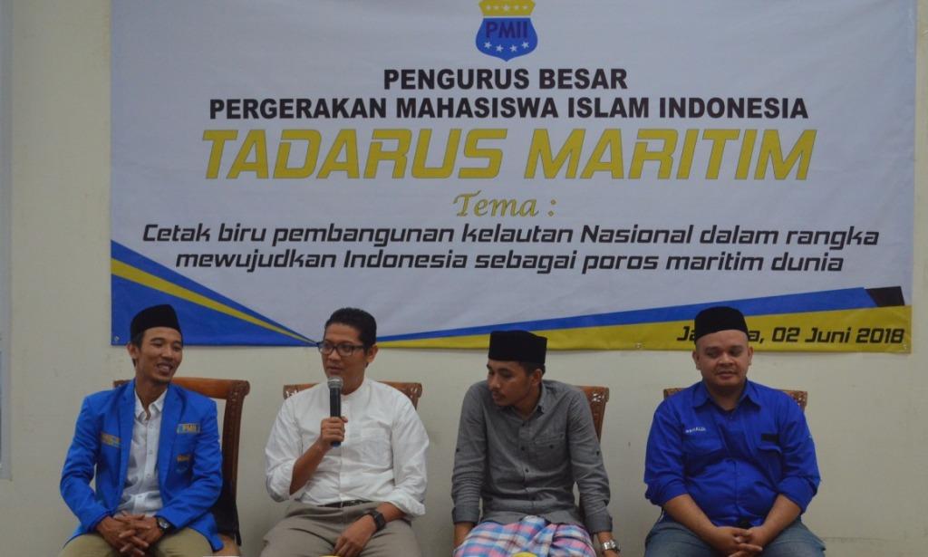 Dirjen PTKKP: PMII Miliki Peluang Besar Kelola Kekayaan Maritim