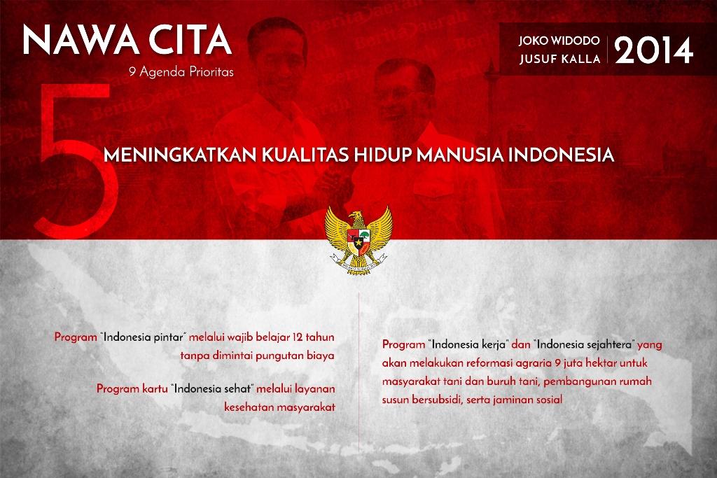 'Bangun Indonesia dari Pinggiran' Dapat Kepuasan Tertinggi dari Masyarakat