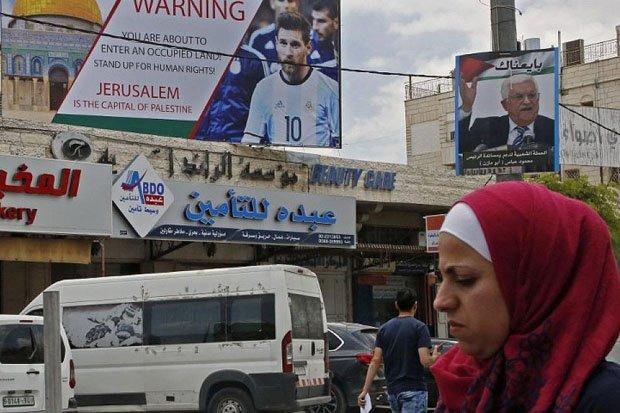 Argentina Batalkan Laga Uji Coba dengan Israel