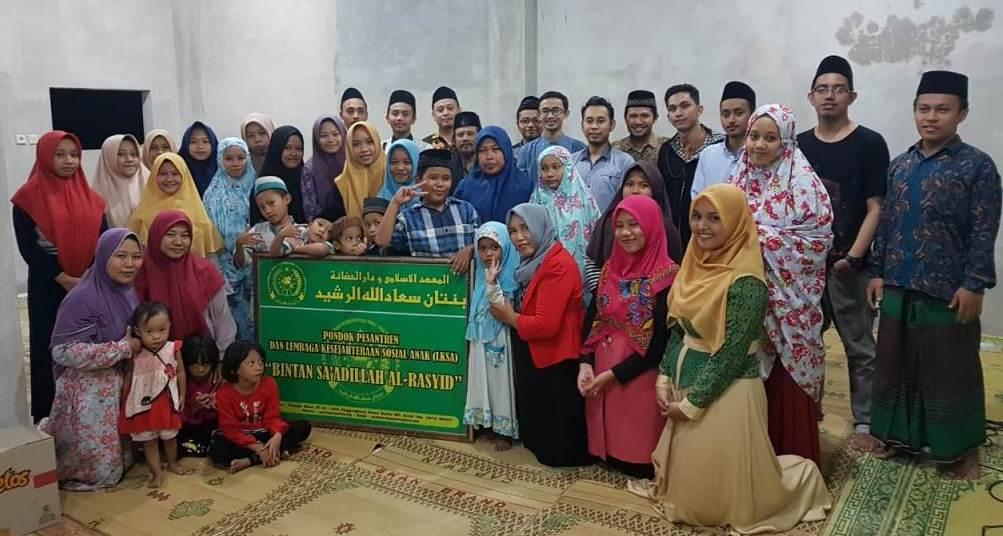 IMNU Yogyakarta Buka Puasa Bersama di Panti Asuhan