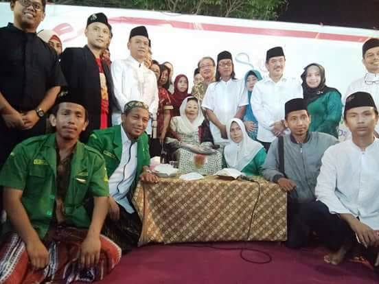 Sinta Nuriyah: Umat Harus Bersatu Jaga Kerukunan