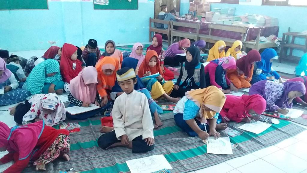 Himpunan Santri Majapahit Adakan Safari Ramadhan di Mojokerto