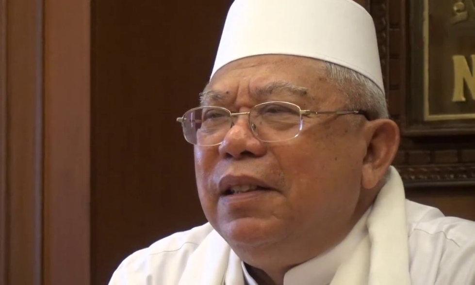 KH Ma'ruf Amin: Jauhi Khutbah Idul Fitri Bernuansa Politik Praktis