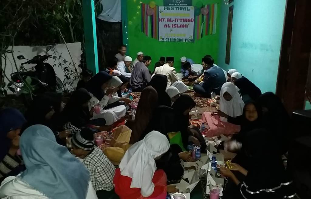 Festival Ramadhan Nahdliyin Citayam Pupuk Jiwa Sosial